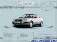 """Мультимедийное руководство """"Ремонт и эксплуатация атомобиля Audi 80/90/Coupe (1986-1991)"""""""