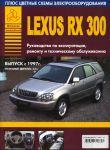 Руководство по эксплуатации, техническому обслуживанию и ремонту Lexus RX300