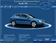 Устройство, обслуживание и ремонт Audi 3 (с 1997 года выпуска)