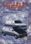 Руководство по ремонту и эксплуатации автомобиля Dodge Caravan 1983-1996