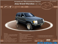Руководство про устройство, обслуживание и ремонт Jeep Grand Cherokee