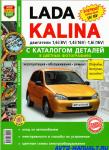 Эксплуатация, обслуживание и ремонт Lada Kalina