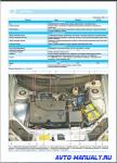 Руководство по эксплуатации, техническое обслуживанию, ремонту Lada Priora