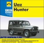 Техобслуживание, эксплуатация, ремонт Uaz Hunter